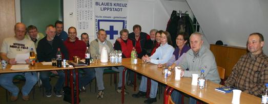 Die Gruppe Blaues Kreuz Lippstadt