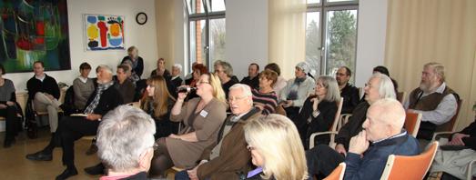 Zahlreiche Besucher bei der Liggesmeyer Vernissage