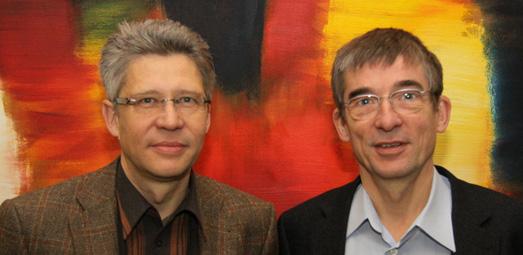 Prof. Dr. Assion und Privat Dozent Dr. Reymann