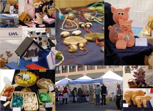 Bilder vom Apfelmarkt 2010