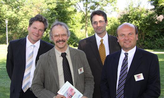 Die Referenten des Sommersymposiums