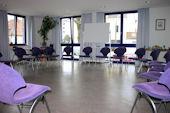 Gruppenraum in der Gerontopsychiatrischen Tagesklinik