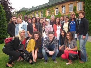 Berufsschüler besuchen LWL-Klinik Dortmund