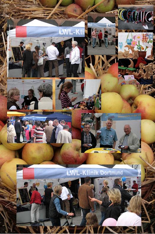 Aplerbecker Apfelmarkt 2008