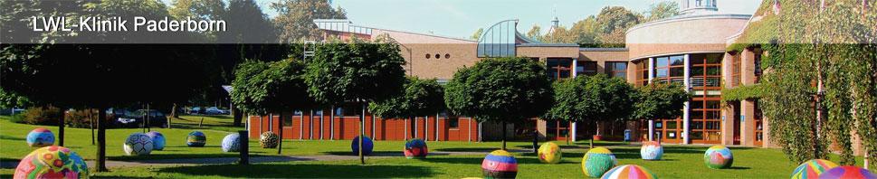 LWL-Klinik Paderborn - Willkommen