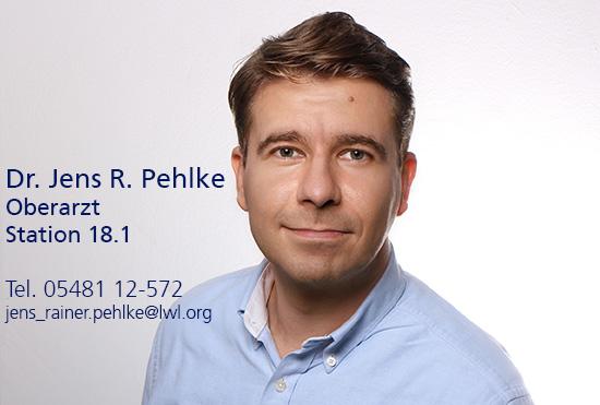 Porträtfoto von Dr. Jens Rainer Pehlke