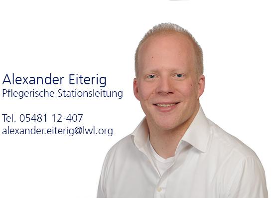 Alexander Eiterig. Foto Kiepker