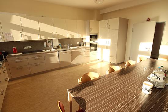Küche. Foto: Dr. Bernward Siegmund