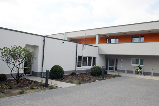 Der Neubau am Osterkamps Kamp