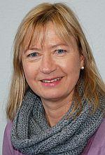 Foto zeigt Porträt von Frau Post-Dömer