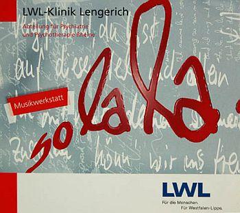 Titelgrafik, CD-Cover der Musikwerkstatt