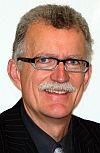 Foto zeigt Porträt von Herrn Voss