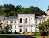 Das Foto zeigt die LWL-Klinik MArsberg
