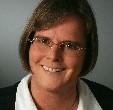 Das Foto zeigt Pastorin Antje Hirland