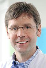 Foto zeigt Porträt von Dr. med. Rolf Althoff