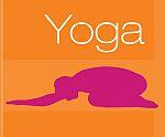 Foto zeigt Grafik einer Yogaübung