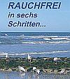 Foto zeigt Titelbild des Flyers Rauchfrei