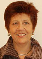 Foto zeigt Porträt von Frau Brinkmann