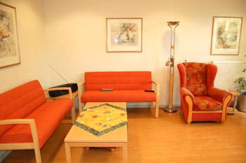 Foto zeigt Wohnzimmer