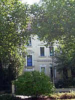 Foto zeigt Gebäude der Wohngruppe Fürstenbergstraße