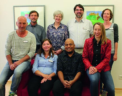 Team der Tagesklinik Soest