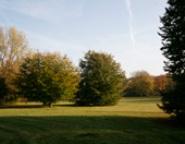 Parkgelände der Einrichtung in Benninghausen
