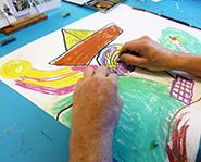 Kunstpädagogische Förderung