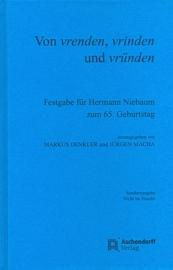 Festschrift Niebaum (NdW 49)