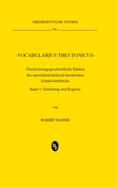 Vocabularius Theutonicus