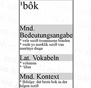 Vocabularius Theutonicus Online