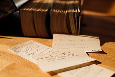 Materialien aus dem Archiv des Westfälischen Wörterbuchs