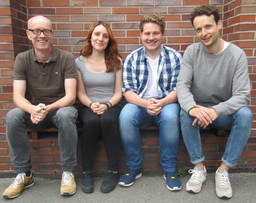 Die Mitarbeiter im KONTI-Projekt
