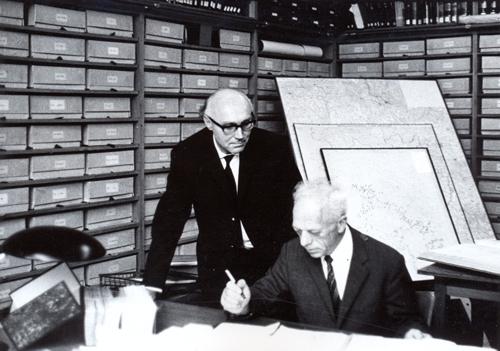 Paul Teepe und Felix Wortmann