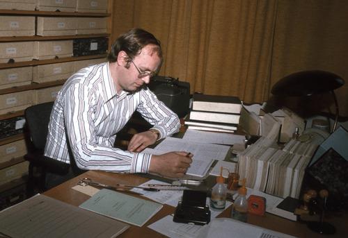 Hermann Niebaum (um 1977)