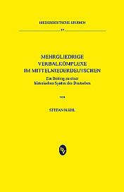 Historische Syntaxforschung