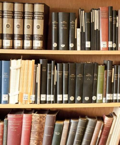Bibliothek der Kommission für Mundart- und Namenforschung