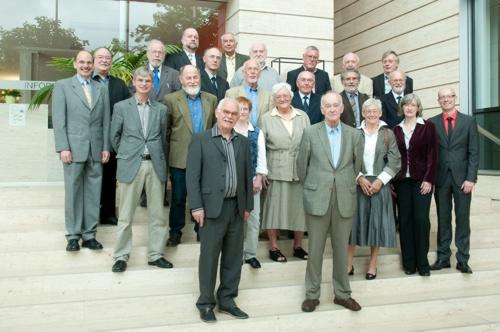 Mitglieder der KoMuNa am 11. Mai 2012