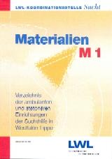 Deckblatt Verzeichnis M1