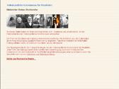 Das Bild zeigt die Startseite des 'Bildarchiv Online' der Volkskundlichen Kommission für Westfalen