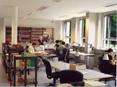 Das Bild zeigt den Lesesaal des LWL-Archivamtes für Westfalen. Foto: LWL