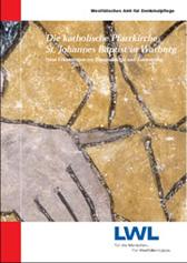 Das Bild zeigt Publikationen des LWL-Amts für Denkmalpflege in Westfalen. Foto: LWL