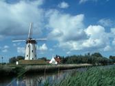 Landschaft in Westflandern, Copyright: Dienst Cultuur - sectie Beeldende Kunsten