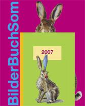 Das Bild zeigt einen Ausschnitt aus dem Plakat zum Projekt BilderBuchSommer 2007. Bild: LWL