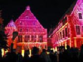 Das Bild zeigt den Friedensplatz in Münster. Foto: Stadt Münster