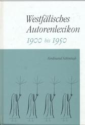 Das Bild zeigt einen Band des Westfälischen Autorenlexikons. Bild: LWL