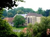 Das Bild zeigt die Klosterkirche. Foto: Stiftung Kloster Dalheim