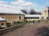 Das Bild zeigt die Kaiserpfalz in Paderborn von außen. Foto: LWL-Museum für Archäologie