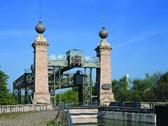 Das Bild zeigt das Alte Schiffshebewerk. Foto: LWL-Industriemuseum