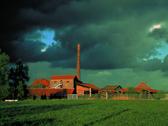 Das Bild zeigt die Ziegelei Lage von außen. Foto: LWL-Industriemuseum