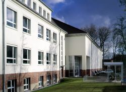 Das LWL-Archivamt. Hier befindet sich das Westfälische Literaturarchiv
